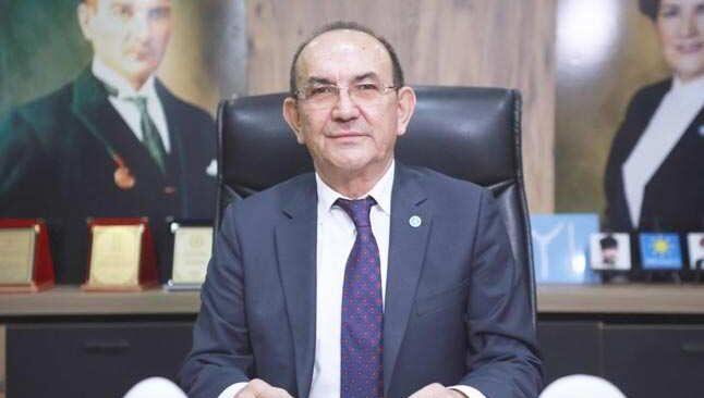 İYİ Parti Antalya İl Başkanı Mehmet Başaran'dan ikramiye açıklaması