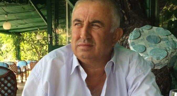 Antalya'da eski muhtar Ömer İncegül koronavirüsten hayatını kaybetti