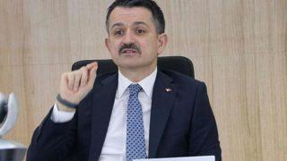 Bakan Pakdemirli açıkladı: Bayram öncesi üreticilere ödeme yapılacak!