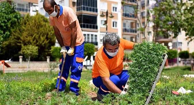 Muratpaşa Belediyesi'nin yaz mevsimi için hazırlıkları sürüyor