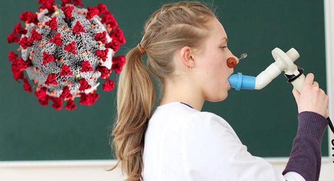 Koronavirüs nefes testi hastalığı 1 dakikada tespit ediyor