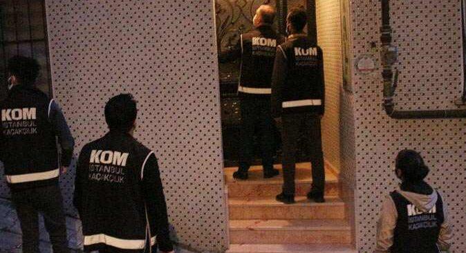 İstanbul'da birçok adrese operasyon! Çok sayıda gözaltı var