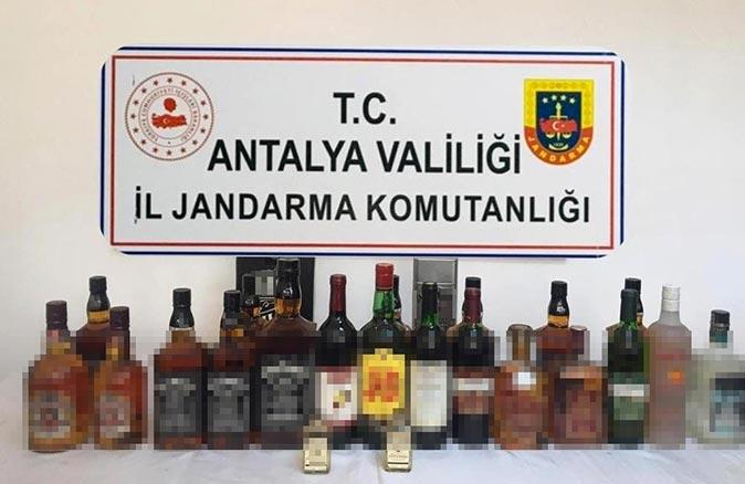 Antalya'da operasyon! 8 şüpheli yakalandı