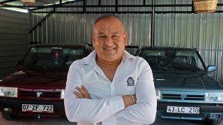 Antalya'da arabalarına gözü gibi bakıyor! 185 bin lirayı reddetti