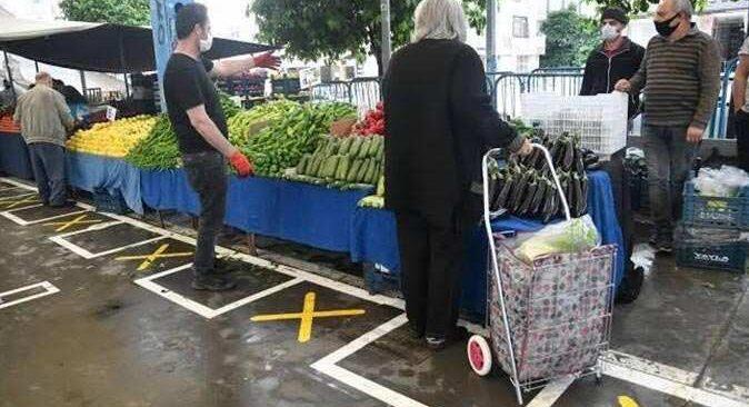 Çiftçi ve pazarcıların talepleri yerine getirildi