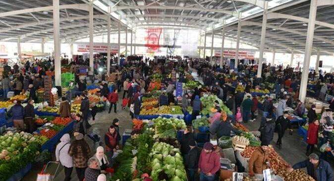 Muratpaşa'da 26 pazar kurulacak
