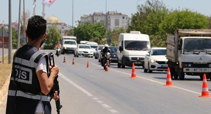 Ramazan Bayramı öncesi Antalya'da sıkı denetim!