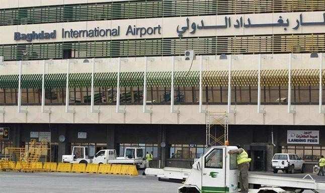Bağdat Havalimanı'na roketli saldırı düzenlendi