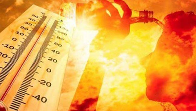 Meteoroloji'den sıcaklık uyarısı! Mor bölgelerde yaşayanlar dikkat