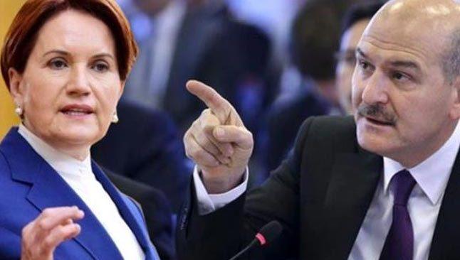 Bakan Soylu'nun 'stajyer bakan' sözlerine Meral Akşener'den yanıt: Övünüyorum