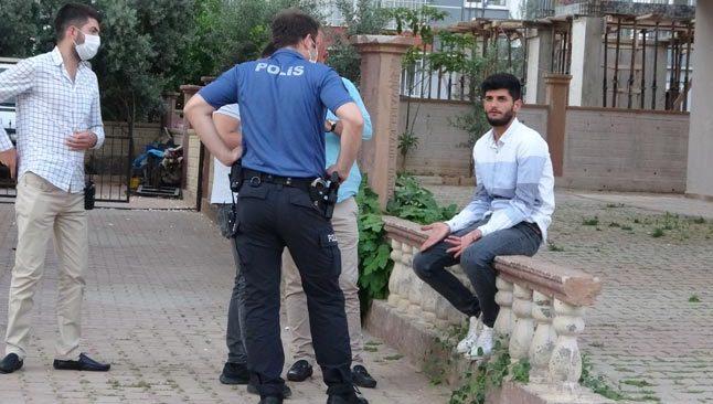Antalya'da tartıştığı kardeşine kurşun yağdırdı