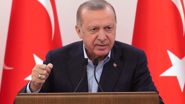 Cumhurbaşkanı Erdoğan'dan Kandil çıkışı