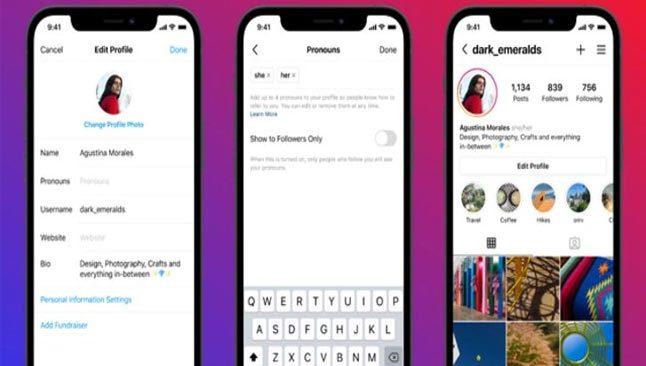 Instagram'ın yeni özelliği şaşırttı: Profilinize ekleyebileceksiniz!