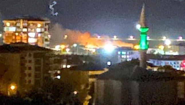 Son Dakika: Batman'da askeri tesise 3 adet maket uçakla saldırı girişimi