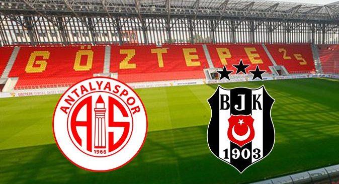 SON DAKİKA... TFF duyurdu: Antalyaspor-Beşiktaş maçı seyircisiz oynanacak