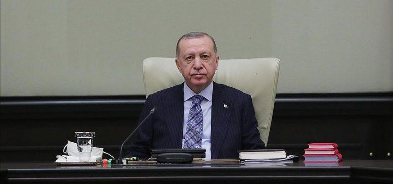 Kabine toplantısı sona erdi... Cumhurbaşkanı açıklama yapıyor...