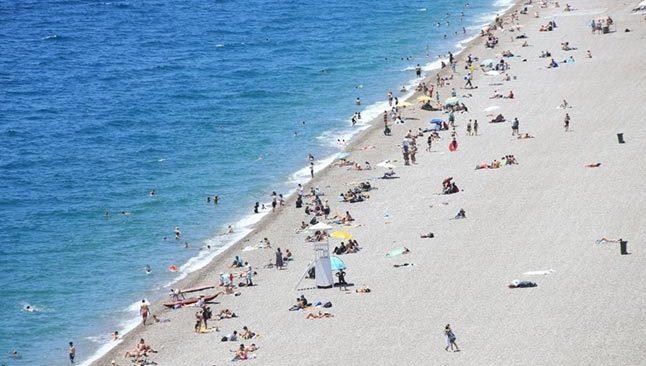 Türkiye'nin bu yıl ki hedefi 30 milyon turist