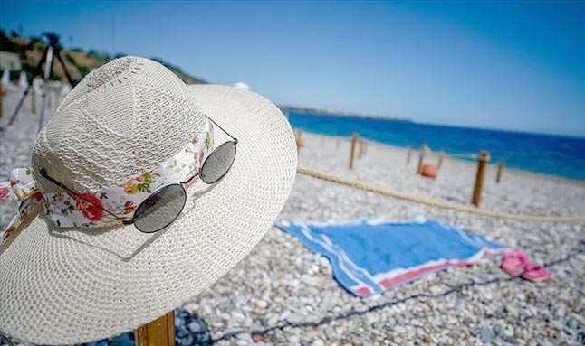 TÜİK'ten açıklama! İlk çeyrekte turizm geliri yüzde 40,2 azaldı...
