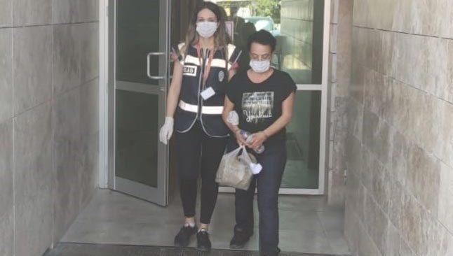 Antalya'da avukat olarak tanıttı! Kadın dolandırıcı yakalandı...
