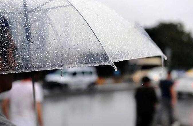 3 Mayıs hava durumu! Meteoroloji'den şiddetli yağış uyarısı
