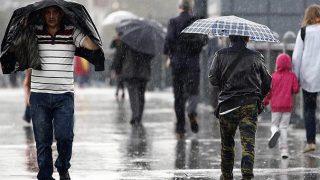 Meteoroloji'den son dakika uyarısı: Gök gürültülü sağanak yağış geliyor