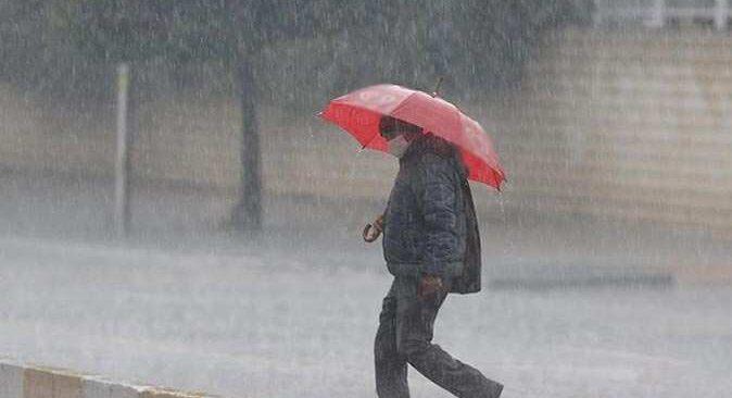 1 Mayıs Cumartesi hava durumu! Meteoroloji'den kuvvetli yağış uyarısı
