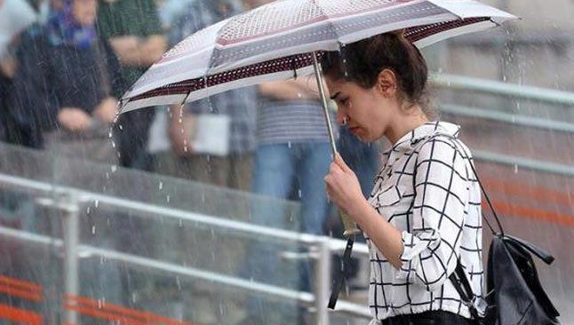 Şemsiyeleri hazırlayın! Meteoroloji'den 28 il için kuvvetli yağış uyarısı