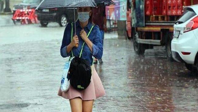 Meteoroloji'den 36 il için uyarı! Şemsiyeleri hazırlayın kuvvetli yağmur geliyor
