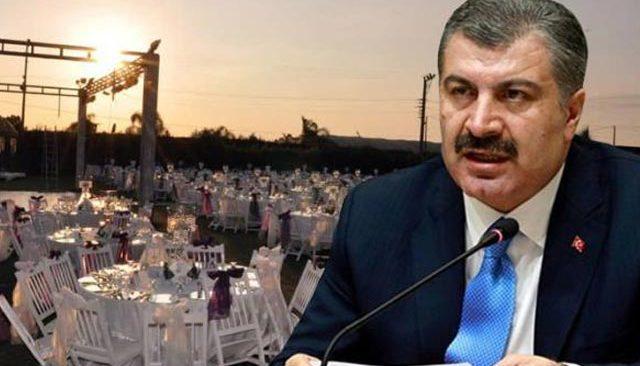 Düğünlerde ikram dönemi yeniden başladı! Türkiye adım adım normalleşiyor
