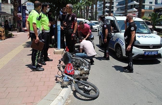 Antalya'da 13 yaşındaki çocuğun 170 suç kaydı çıktı