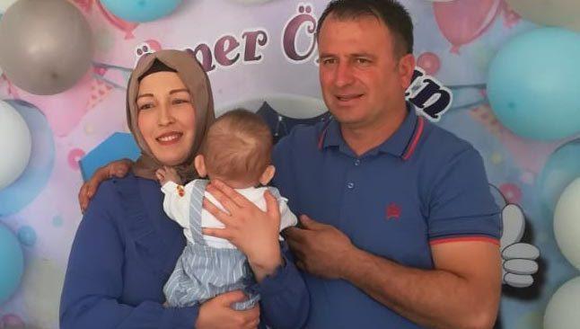 Mucize 'Ömer Özkan' bebek 1 yaşında