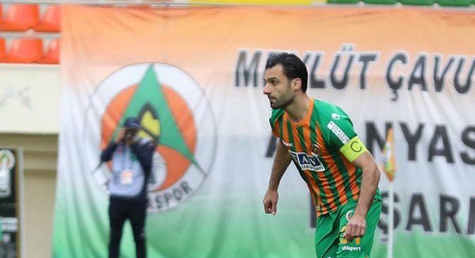 Alanyaspor'un Georgios Tzavellas ile yolları ayrıldı