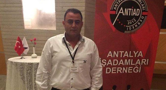 İnşaat firması sahibi Erkan Şahin bıçaklanarak öldürüldü