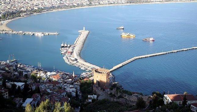 Kazakistan, Antalya'ya uçak sefer sayısını artırdı