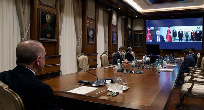 Cumhurbaşkanı Erdoğan açıkladı: Yerli ve milli aşının ismi Türkovac
