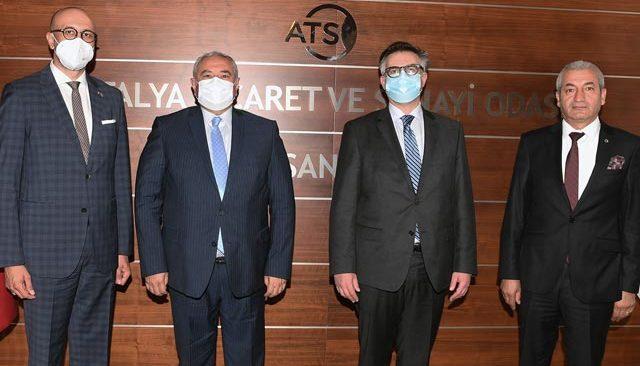 ATSO Başkanı Çetin: Romanya ile her türlü işbirliğine açığız