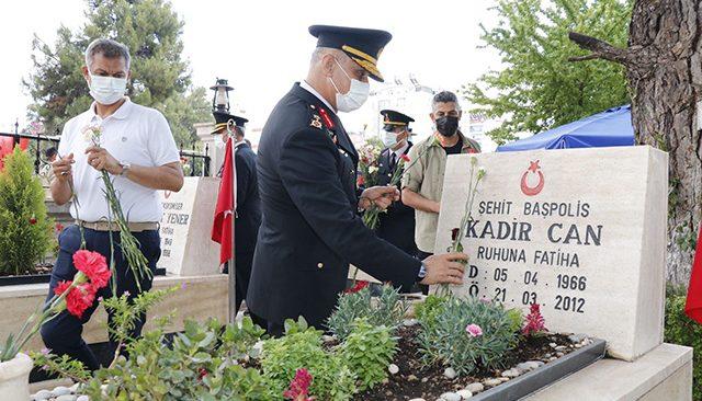 Jandarmanın 182. Kuruluş yıldönümü Antalya'da kutlandı