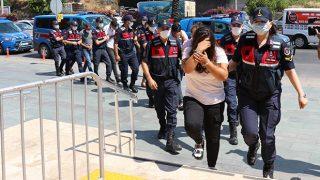 Antalya'da insan tacirlerine operasyon! 6 tutuklama