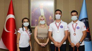 Akdeniz Üniversitesi öğrencileri üçüncü oldu