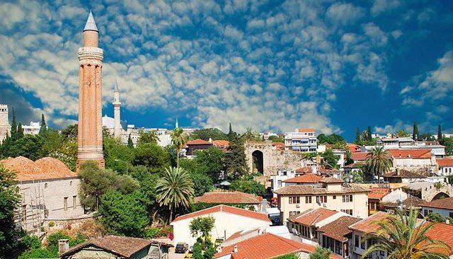 22 Haziran Salı Antalya'da hava durumu! Sağanak yağış uyarısı...