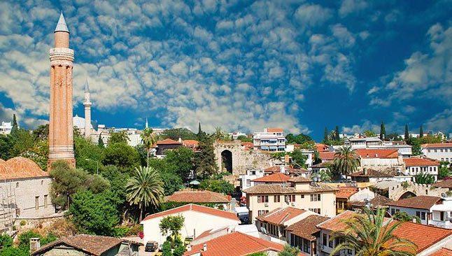 5 Haziran Cumartesi Antalya'da hava durumu! Meteoroloji o ilçeleri uyardı...