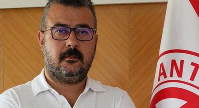 Antalyaspor'un yeni başkanı Aziz Çetin camiaya seslendi