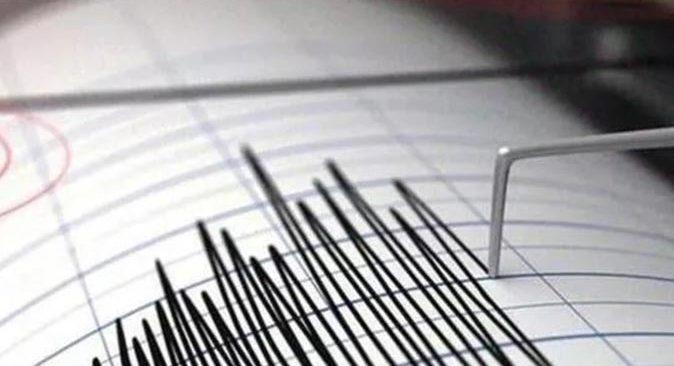 Muğla'da 3.8 büyüklüğünde deprem oldu