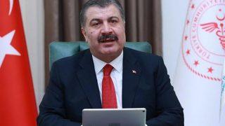 Sağlık Bakanı Fahrettin Koca aşılamadaki son durumu açıkladı