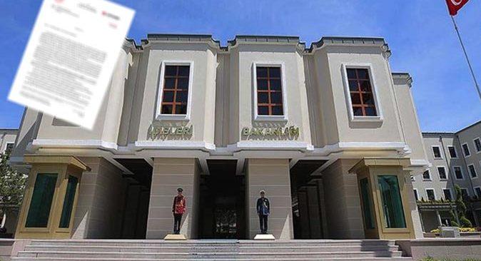 İçişleri Bakanlığı'ndan 'Baro Genel Kurulları' genelgesi
