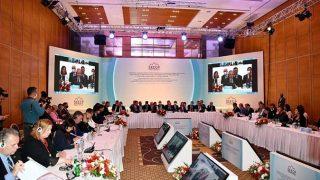 Güneydoğu Avrupa İşbirliği Süreci Parlamenter Asamblesi 8'inci Genel Kurul Toplantısı Antalya'da gerçekleştirildi