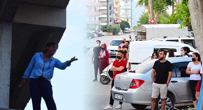 Antalya'da intihar etmek istedi! Gören telefonuna sarıldı