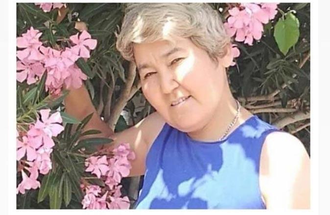Kazak uyruklu kadın bulundu