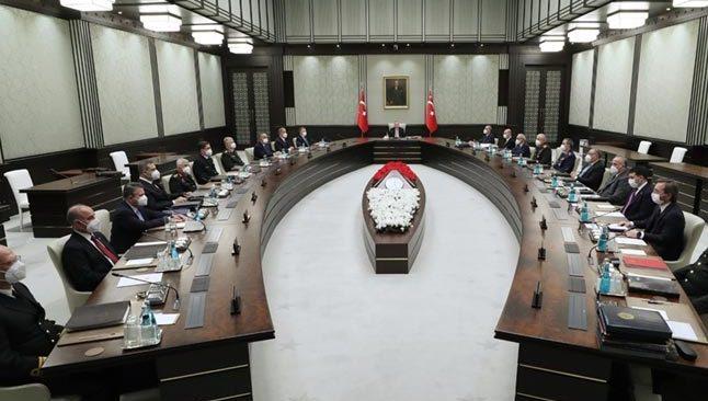 Kritik toplantı sona erdi! MGK'dan dikkat çeken bildiri