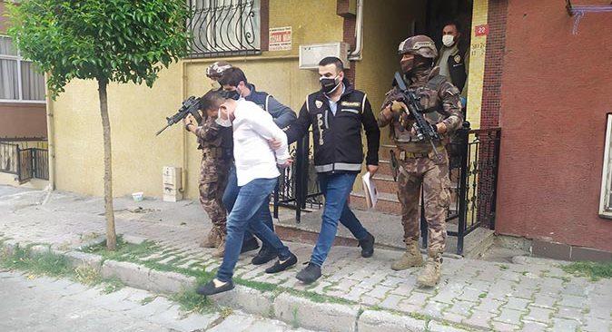 'Nurişler' organize suç örgütüne operasyon! Gözaltına alındılar